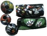 Aggry (Milliefiore) trade beads