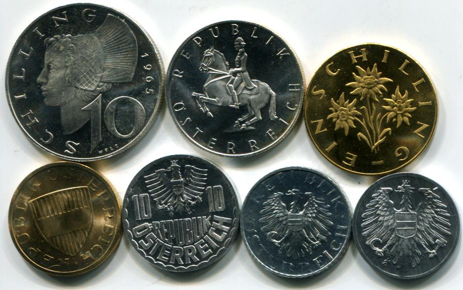 World Coin Sets
