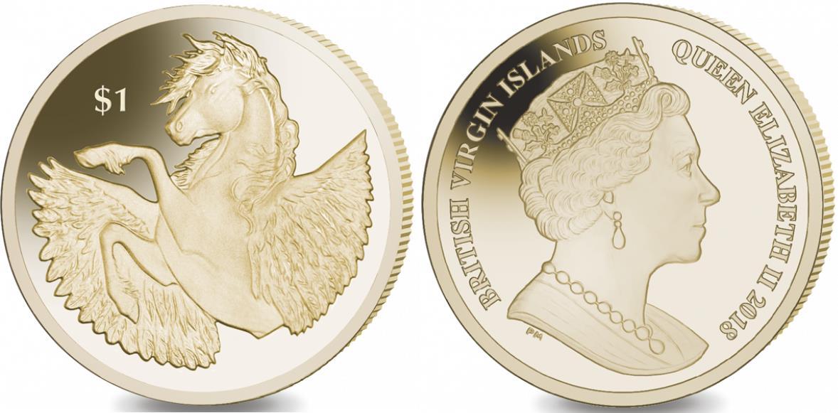 virgin currency Us islands