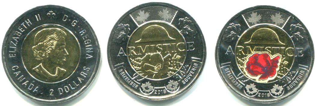 2017 150th Anniversary of Canadian Confederation Coin Canada 5 Cents UNC