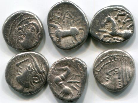 Ancient and Medieval Coins