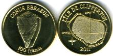 Clipperton Island 100 Francs 2011