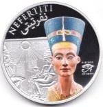 Cook Islands 1 Dollar 2013 Nefertiti