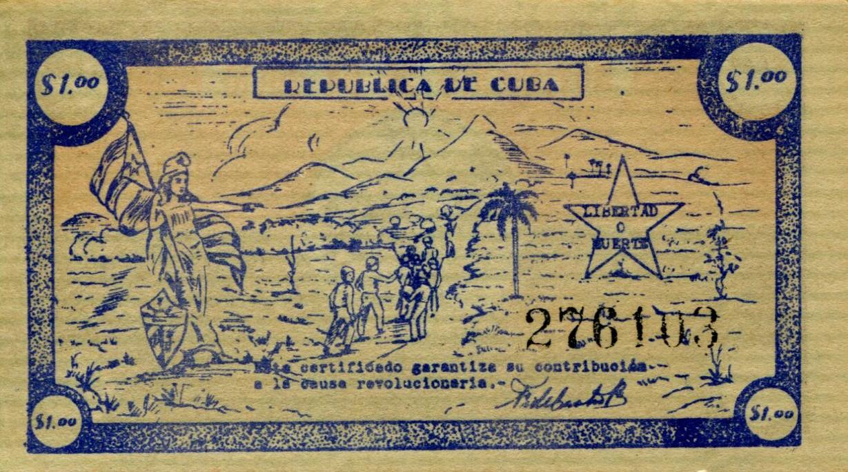 Fidel Castro Cuban Peso