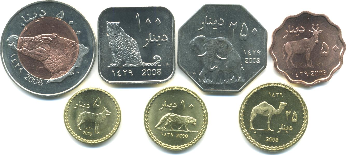World Coin Sets List
