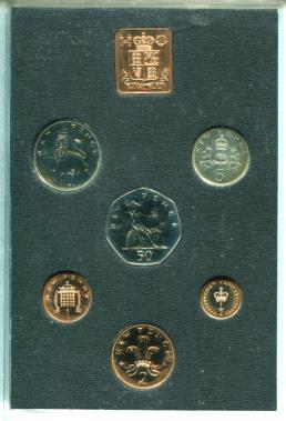 Great Britain 1971 Proof Set