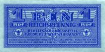 German Armed Forces Auxiliary Payment Certificate: 1 Reichspfennig (1942) PM32