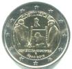 Italy 2 Euros 2018 70th Anniversary of Constitution establishing the Republic