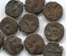 Coins of India from ancient times to the present