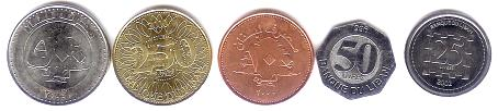 Lebanon coin set