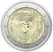 LITHUANIA 2 EUROS 2019 SUTARTINES MUSIC