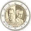 Luxembourg 2 Euros 2019 100th Anniversary of ascension of Grand Duchess Charlotte to the throne