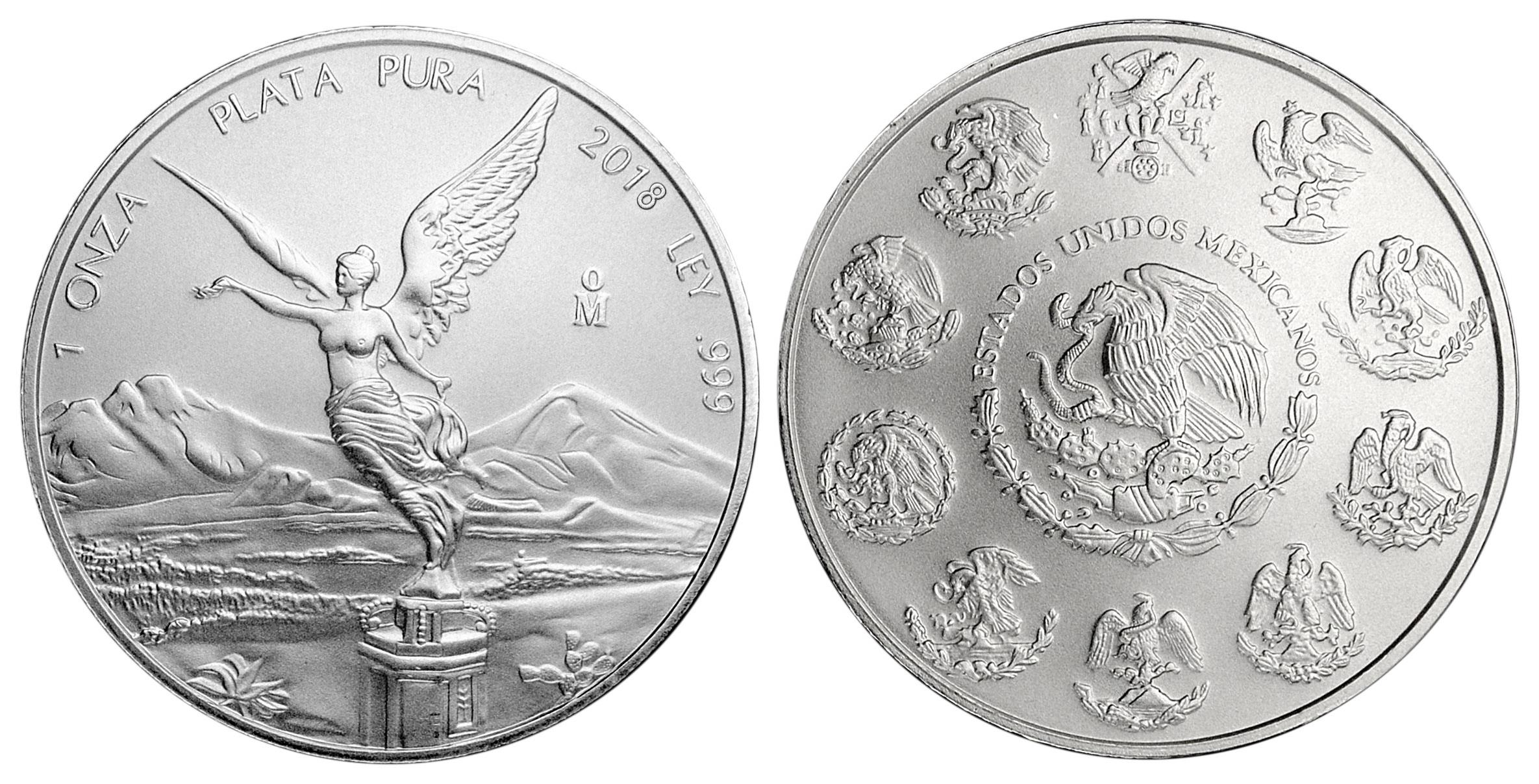 current mexican coins