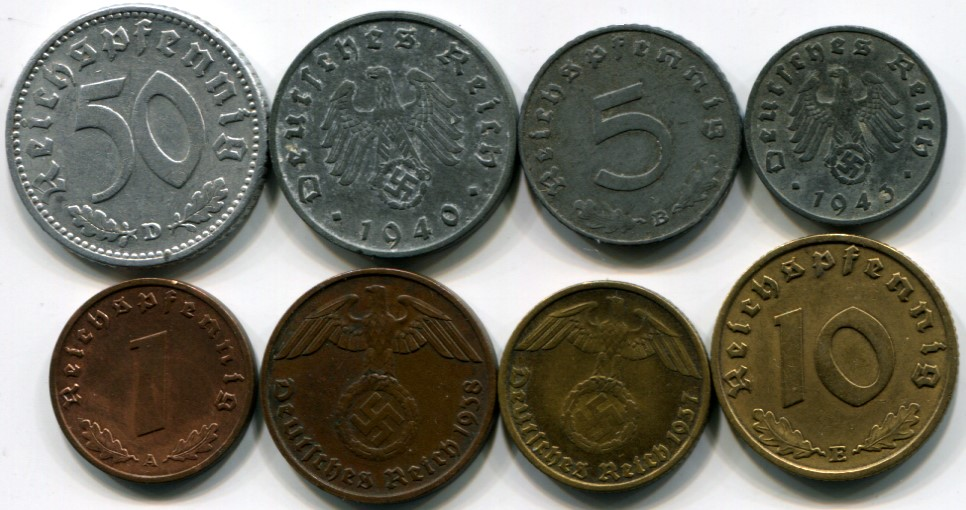 10 Dollar Silver Coin