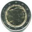 Netherlands 2 Euro 2014 King and Princess (former Queen) Beatrix