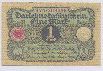 A look at German inflation 1914-1924  A look at Germa...