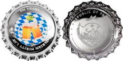 German Beer Purity Law coin from Palau