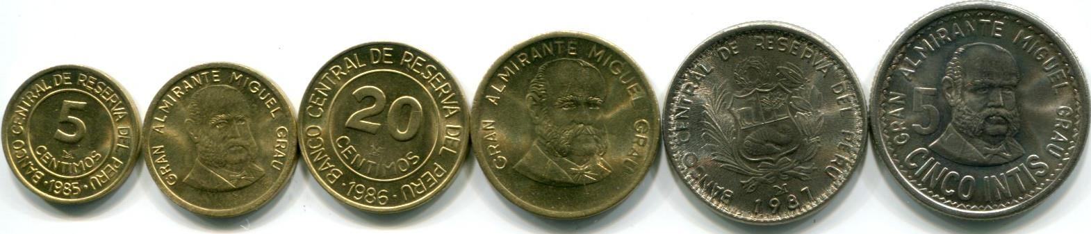 4 Available Circulated 1 Coin Only 1940 Chile 20 Centavos