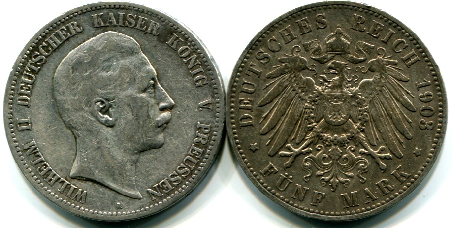 German Coins And Currency