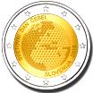Slovenia 2 Euros 2018 World Bee Day