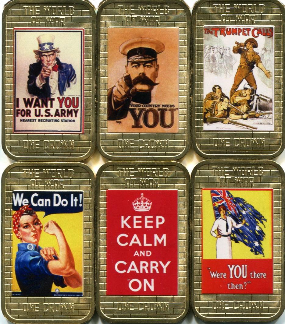 Famous World War 1 Propaganda Posters