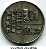 Wikingland 10 Wiking Mark, Common Obverse